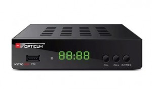Receiver DVB-T Opticum Nytro Box H.265