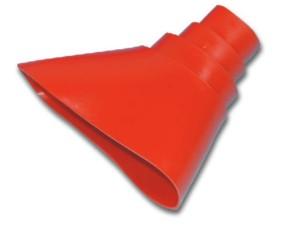 Osłona gumowa masztu  kolor ceglasty , Art.nr. 05.104