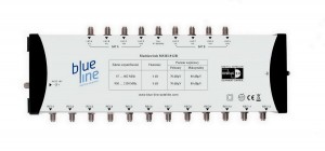 Multiswitch 9/12 MS BL912B Blue Line