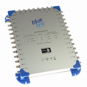 Multiswitch 9/24 MS BL924B Blue Line