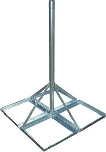 Maszt balastowy  - stojak bezinwazyjny  Art.nr 04.202