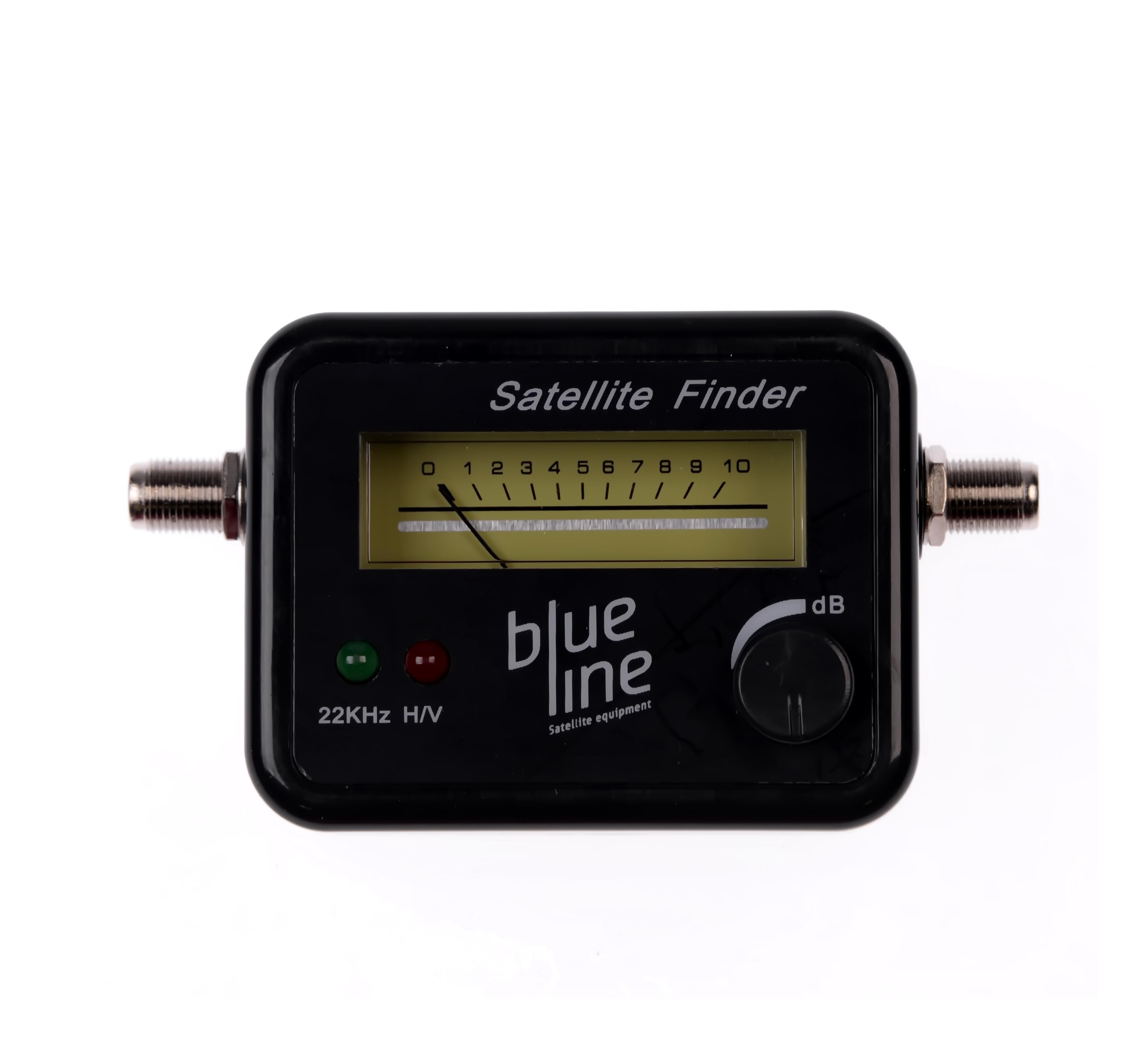 Miernik Sygnału Satelitarnego Sat Finder Blue Line Satsklep Sklep Internetowy