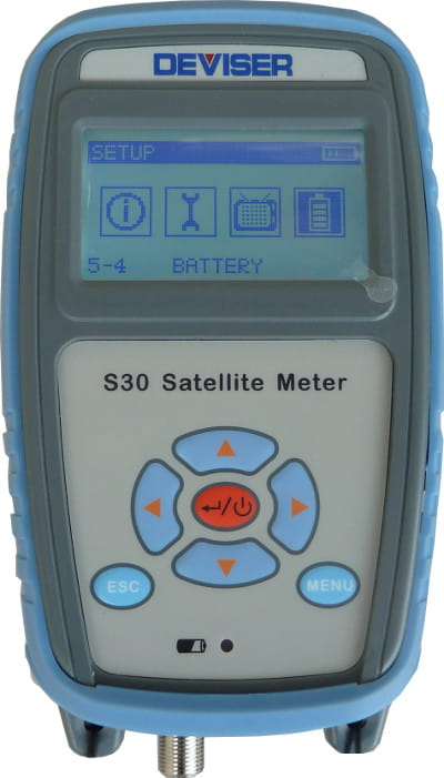 Miernik Sygnału Deviser S 30 Satsklep Sklep Internetowy